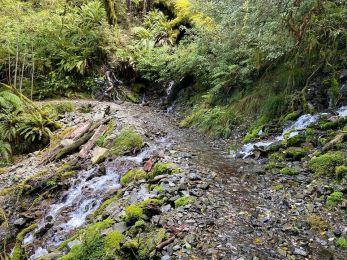 Hutch waterfall