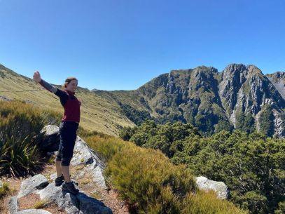 Saf mountain stretch